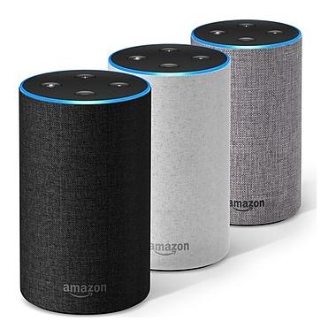 Amazon Echo Geräte Aktion - Echo 2. Generation in allen Farben, Echo Dot 3. Generation: 39,99€, Echo Input schwarz oder weiß: 24,99€