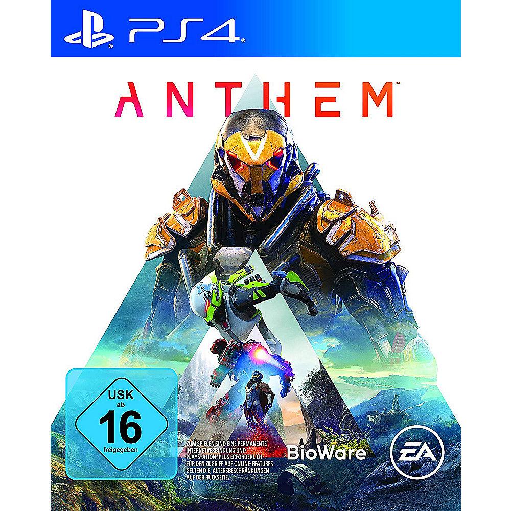 Anthem Ps4 Playstation 4 für 24,90€ inkl Versand