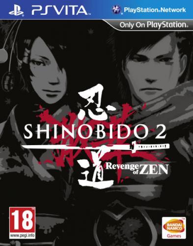PS Vita - Shinobido 2: Revenge Of Zen für €16.- [@Zavvi.com]