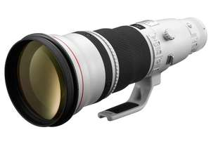 Canon EF 600mm f4.0 L IS II USM