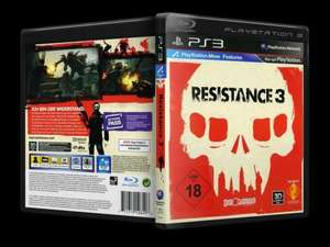 PS3 Games: Resistance 3 (10€) &  Uncharted 3 - Drake's Deception (20€) [Lokal Saturn AC]