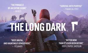 The Long Dark (Steam) für 6,24€ (Steam)