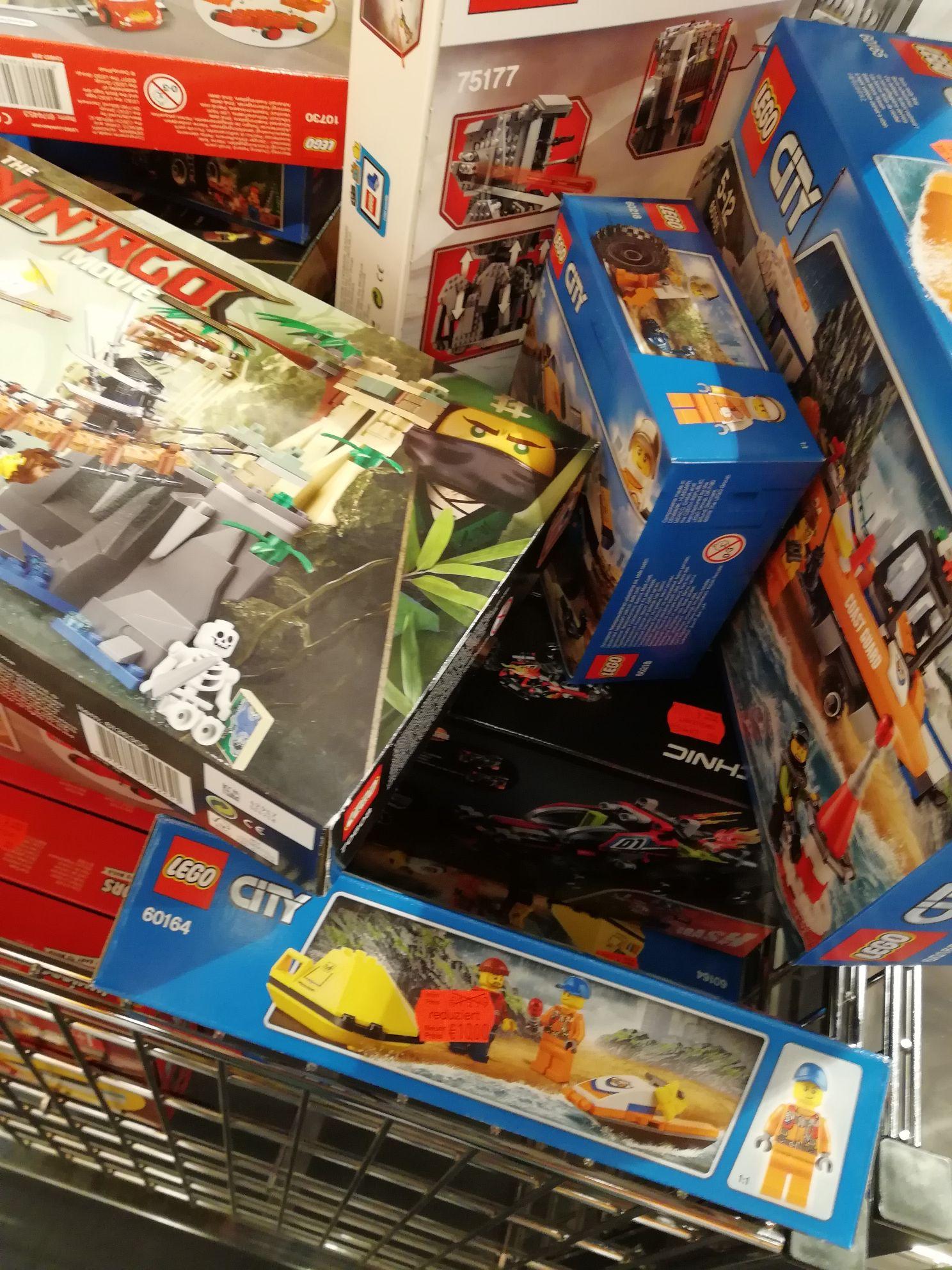 Lego 50% [lokal hit Weinheim] Star Wars / Ninjago / friends / city...
