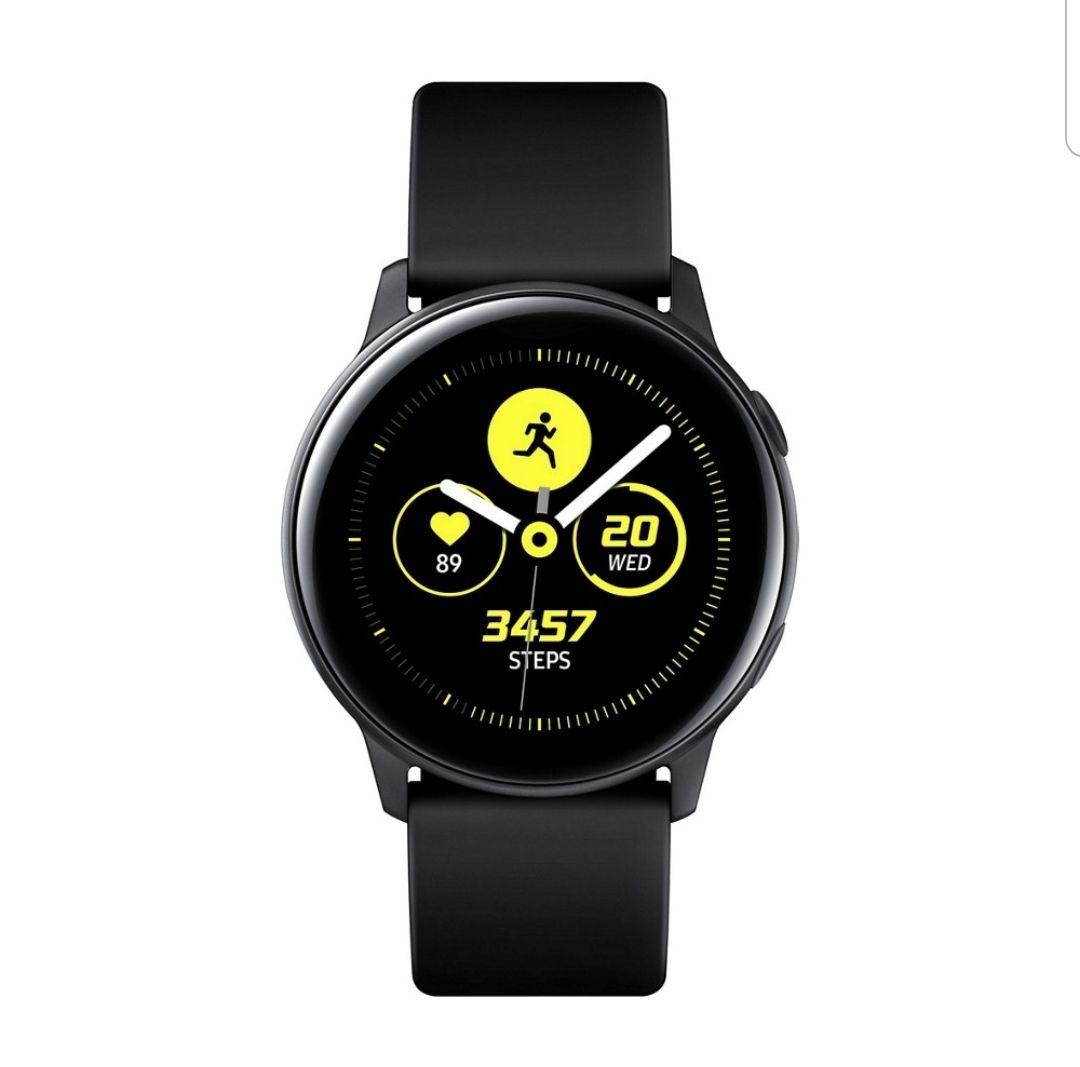Samsung Galaxy Watch Active (dunkelgrau) bei RAKUTEN mit Code 10MAI für 186,34 Euro