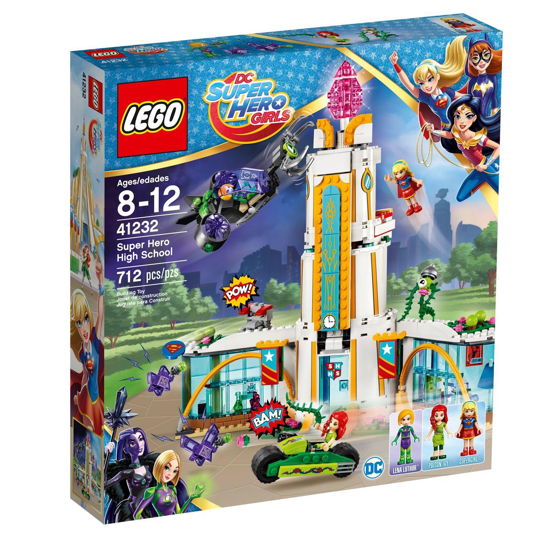 Karstadt Münster - Lego Super Hero Girls Highschool 41232