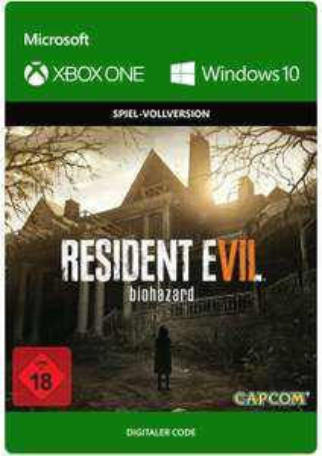 Resident Evil 7: Biohazard (Xbox One/Windows 10 - Digital Code) für 9.99€ (Xbox Store)