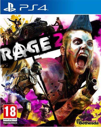 Rage 2 (PS4/One) ab 42,90€ inkl. Versand + Cashback & Punkte (Masterpass)