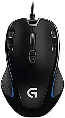 Logitech Sammeldeal mit z.B G300s Optical Gaming Maus (schwarz) [Amazon Prime]