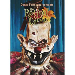 [Amazon Prime] Devin Townsend  - The Retinal Circus Limited Edition (BluRay + 2 DVDs + 2 CDs)