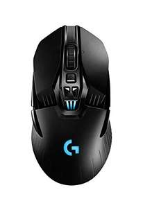 Logitech G903 Wireless Gaming Maus (mit kabelloser Powerplay-Aufladetechnologie und Lightspeed)