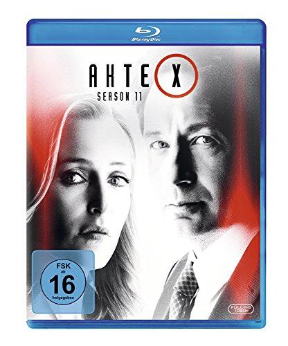 Akte X - Season 11 (Blu-ray) für 13,13€ (Amazon Prime)