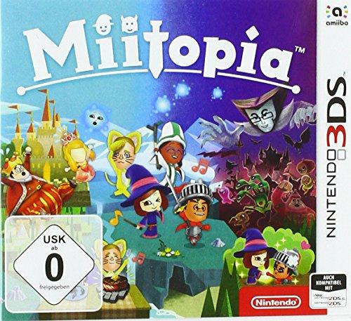 Miitopia (3DS) für 20€ (Amazon Prime)