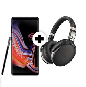 [Saturn] Galaxy Note 9 + Sennheiser HD 4.50, 20GB LTE (O2), 35 Euro mtl. /49€ für die Hardware