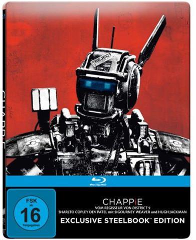 (Sammeldeal Blu-rays Steelbooks) z.B Passengers, Chappie Exklusive Steelbook Edition & T2 Trainspotting Steelbook für je 5,99€ uvm. (Saturn)