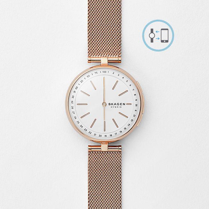 30% Rabatt auf Schmuck und Uhren bei Skagen, gilt auch auf reduzierte Hybrid-Watches