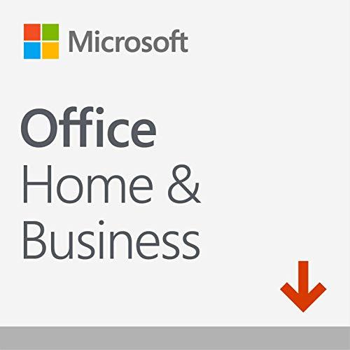 Microsoft Office 2019 Home & Business multilingual Dauerlizenz für 1 PC (Windows 10) /Mac als BOX oder als KEY