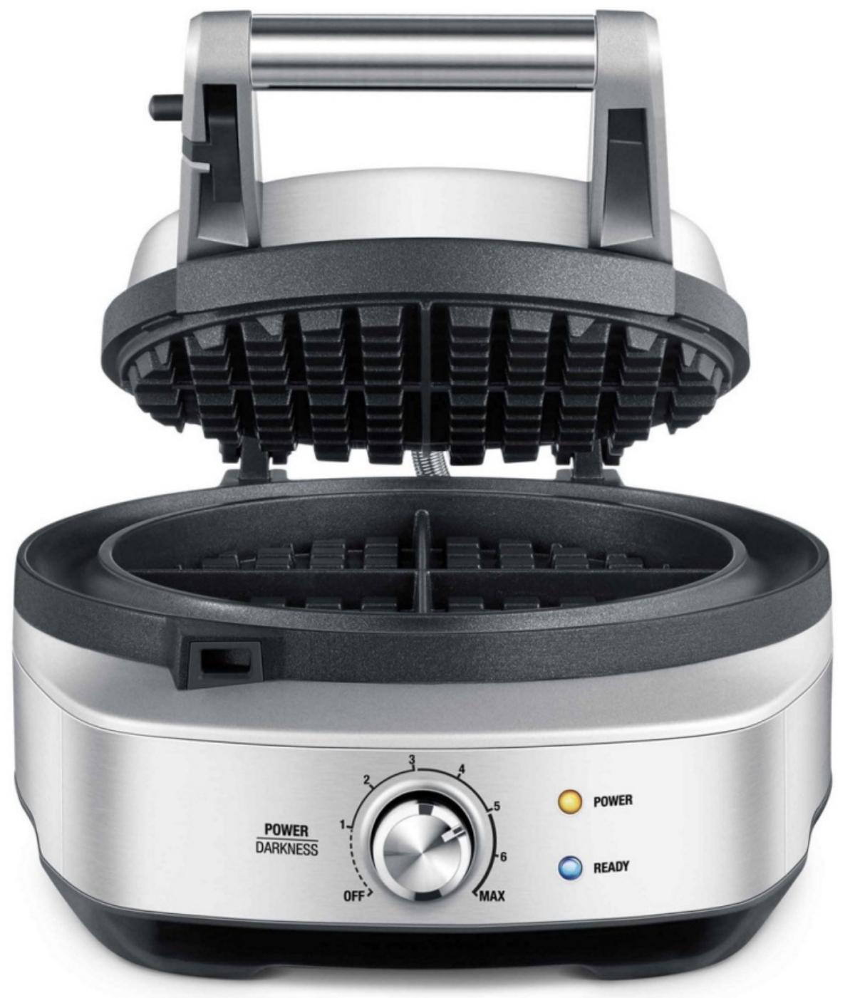 Sage SWM520 The No-Mess Waffle Waffeleisen 900W mit Thermal Pro für 49,90€ inkl. Versandkosten