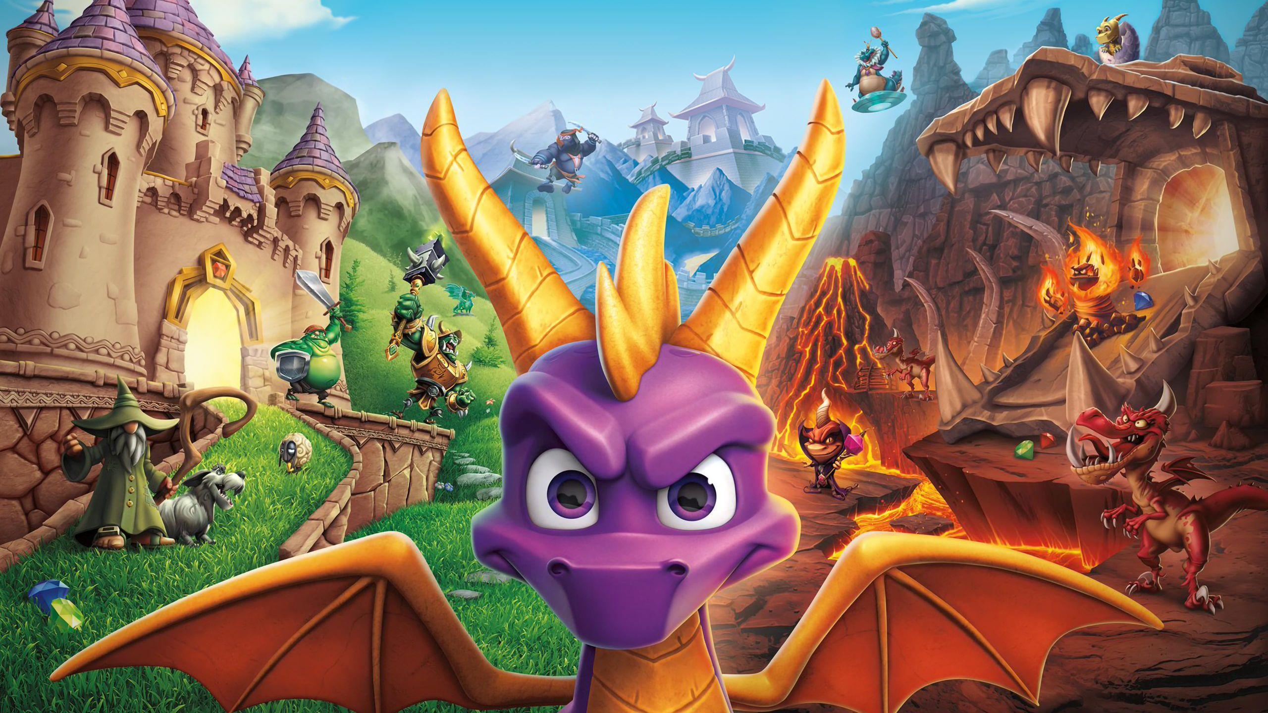 [Gamesflat] Spyro Reignited Trilogy (PS4/ XBOX)