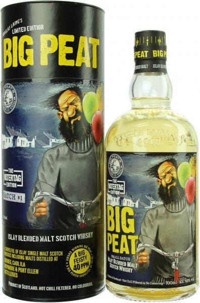 Whisky: Big Peat Vatertag Edition Batch 1
