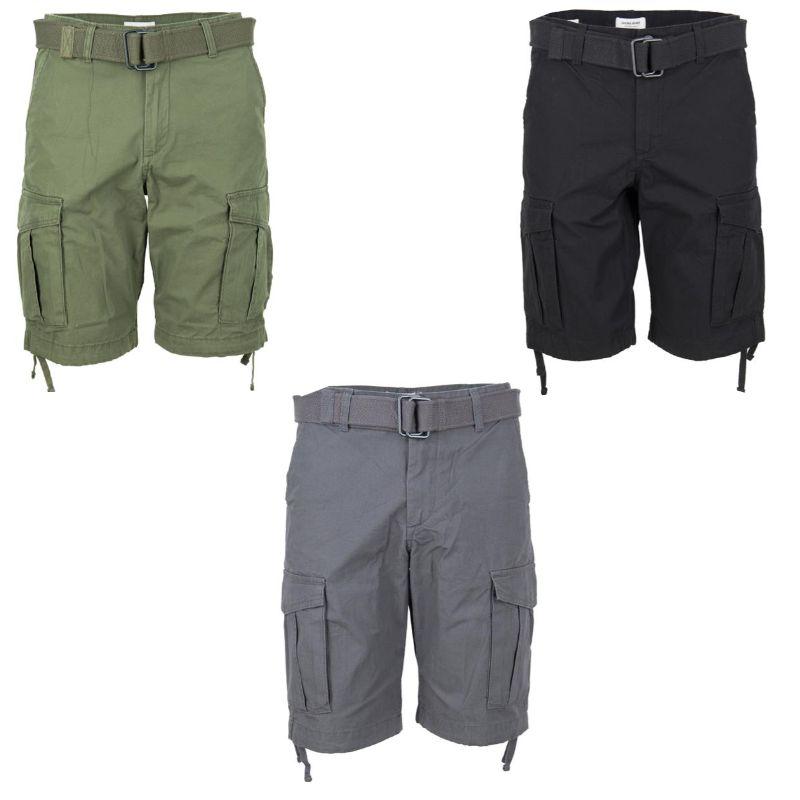 Beinkleider-Bundles bei Tara-M: 3 Shorts oder 2 Jeans (Jack & Jones, Tom Tailor, ...) im Setpreis für 50€