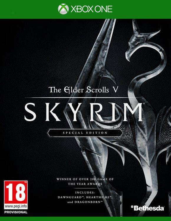 The Elder Scrolls V: Skyrim Special Edition (Xbox One | PS4)