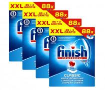 352x Finish Classic Regular Spülmaschinentabs Spültabs Geschirrspültabs 4 x 88 Tabs ( 0,08 € / Tab)