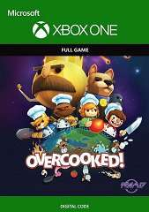 Overcooked (Xbox One) für 1,79€ (CDkeys)