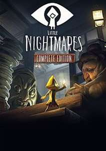 Little Nightmares Complete Edition (Steam) für 6,49€ (CDkeys)