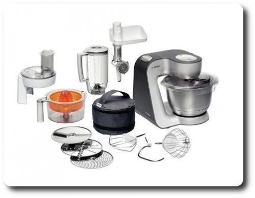 Bosch MUM56340 Küchenmaschine Styline 189€ frei Haus von avides