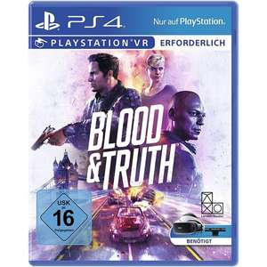 Blood & Truth PS VR