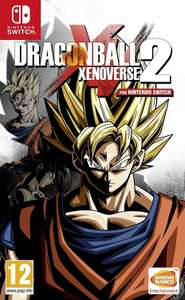 Dragon Ball Xenoverse 2 (Switch) für 25,43€ (SimplyGames)