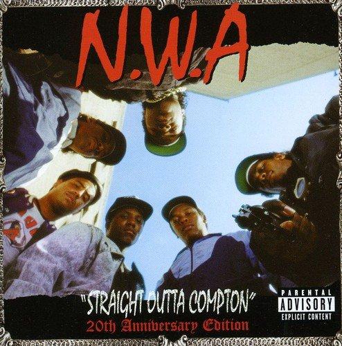 Straight Outta Compton 20th Anniversary Edition - CD für 5€ (Amazon Prime & Müller)