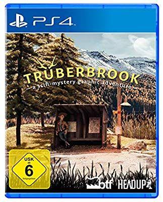 Trüberbrook(PS4) [Amazon Prime]