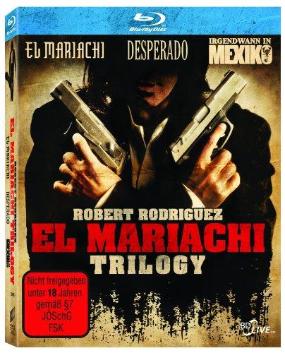 El Mariachi Trilogy (Blu-ray) für 5,97 (Amazon)
