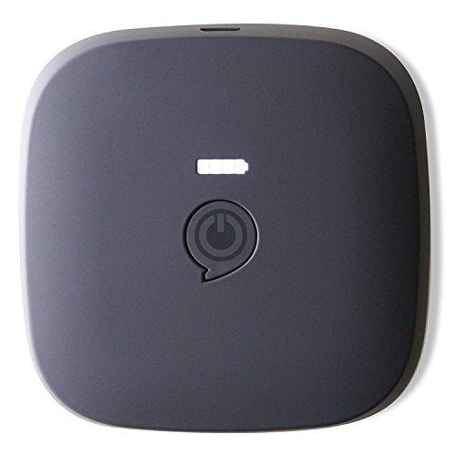 ZENS Powerbank mit 5200 mAh Qi - Kabellos wiederaufladbar für 7,06€ (Amazon Prime)