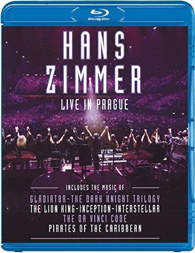 Hans Zimmer - Live In Prague (Blu-ray mit Dolby Atmos) für 6,99€ (Amazon & Media Markt)