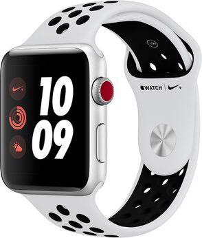 [wieder verfügbar] Apple Watch 3 Nike+ (42mm) GPS + Cellular
