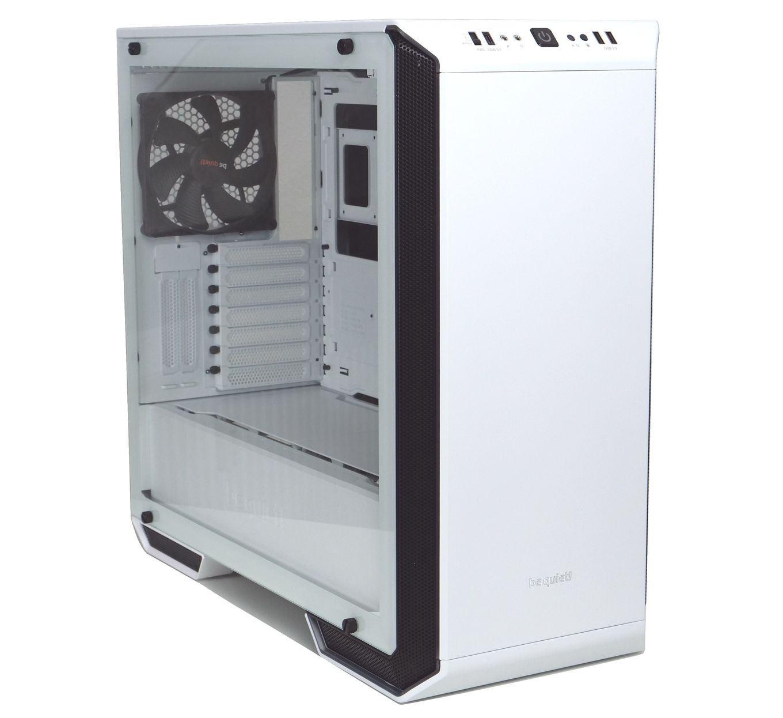 be quiet! DARK BASE 700 White Edition, Big Tower RGB Gehäuse, limitierte Sonderedition: weiß, Tempered Glass