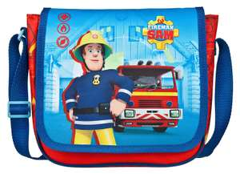 Undercover - Feuerwehrmann Sam - Kindergartentasche für 5€ bzw. 4,25€ (Müller)