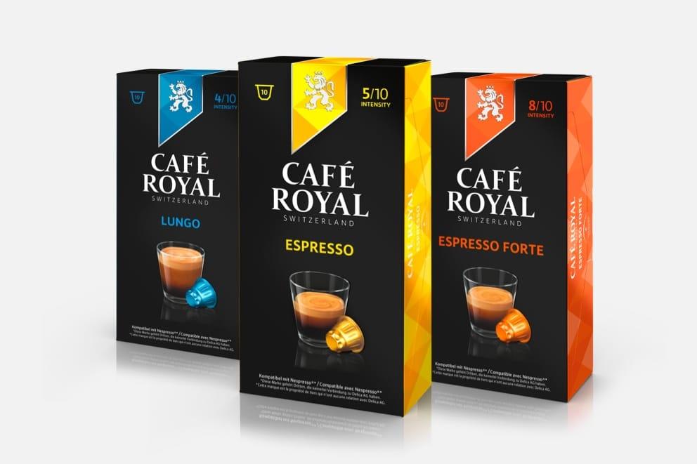 Ausverkauf für Nespresso kompatible Kapseln - bis zu 50% Rabatt