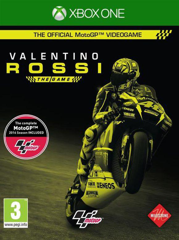 Valentino Rossi: The Game (Xbox One) für 10,50€ (Coolshop)