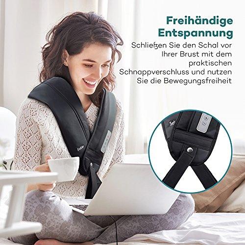 Sable Klopfmassagegerät für Schulter, Nacken oder Rücken für 18€ inkl VSK