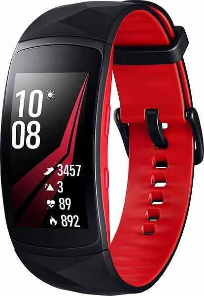 Samsung Samsung Gear Fit2 Pro (S) Fitnessband (3,86 cm/1,5 Zoll) [Otto]