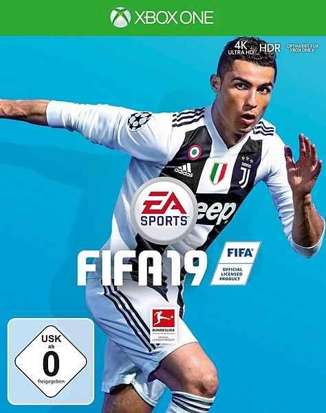 FIFA 19(Xbox One & Ps4 [Otto]