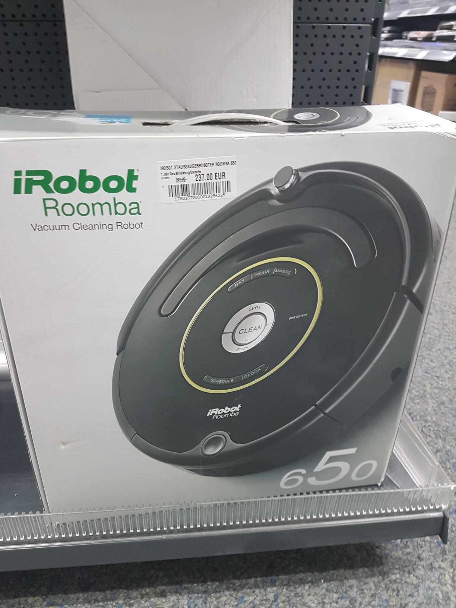 [Lokal: München]iRobot Roomba 650