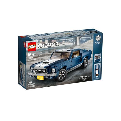 [Toymi.eu, Vorbestellung] Lego 10265 Creator Expert Ford Mustang GT für 109,99 Euro