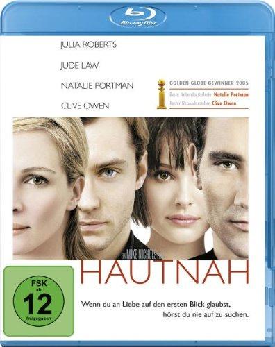 Hautnah (Blu-ray) für 5€ (Amazon Prime & Saturn)