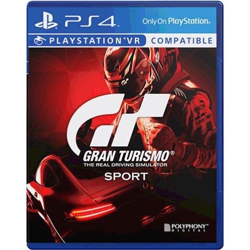 Gran Turismo Sport (PS4) für 12,03€ oder 2 Stück für 17,62€ (Play Asia)