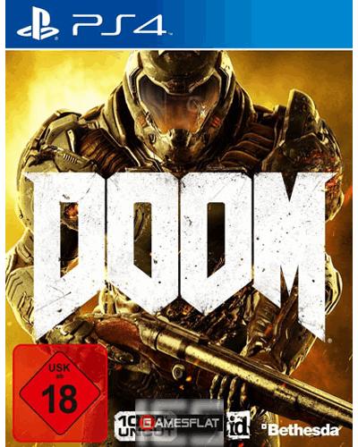 Doom + Prey + Gravel (PS4) für 21,97€ (Gamesflat)