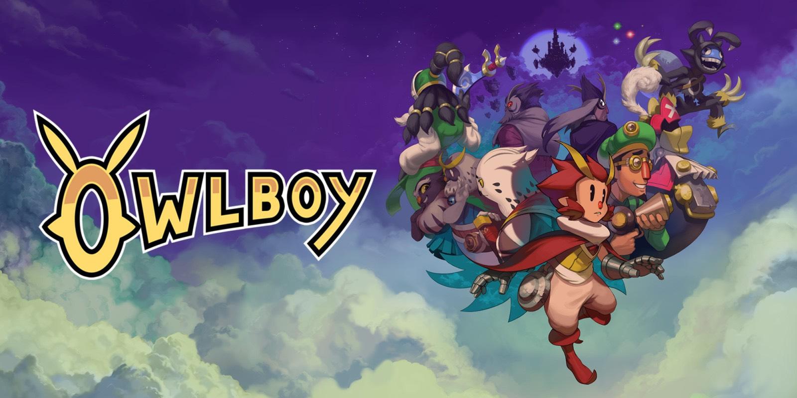 Owlboy Nintendo Switch EShop